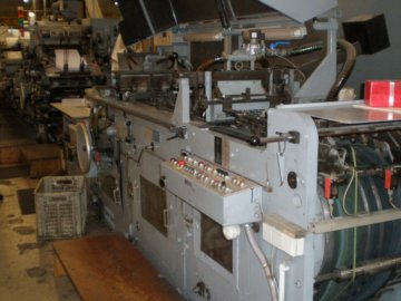 Image of Used Winkler & Dunnebier 241 GS Envelope Machine For Sale