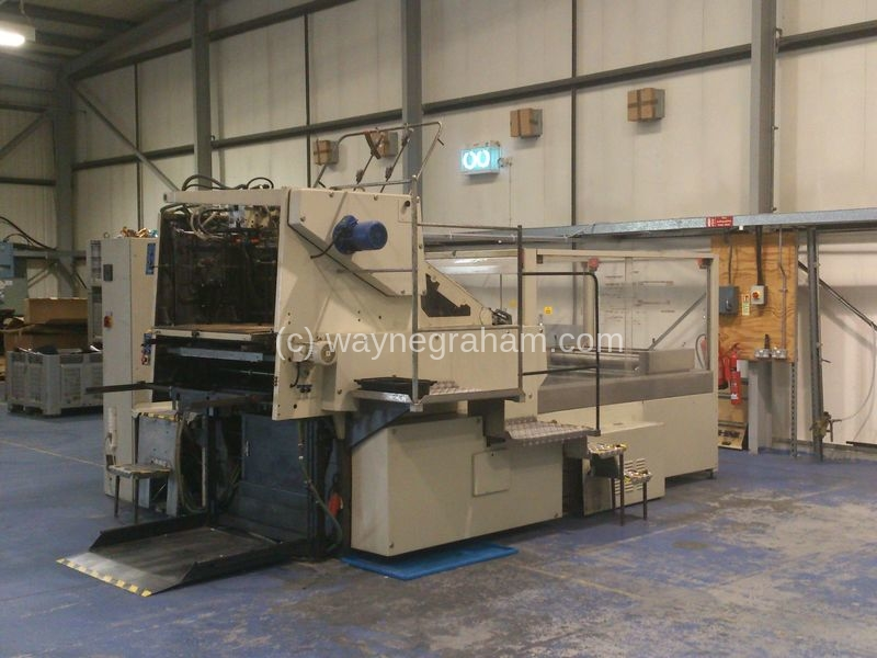 Image of Used Starfoil 1040 Hot Foiling Machine For Sale