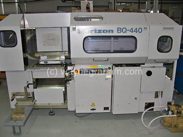 Image of Used Horizon BQ-440 Perfect Binder For Sale