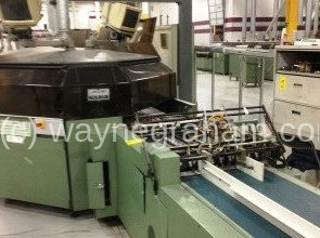 Image of Used Kolbus KM 491 Perfect Binder For Sale