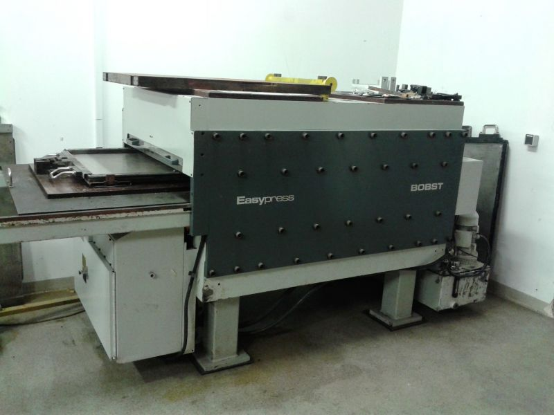 Image of used Bobst Easypress 142 make ready machine