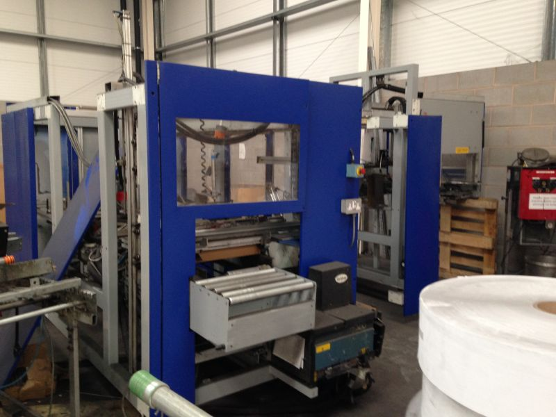 Image of Used Jomet Enpack 1000 FFC Envelope Machine For Sale