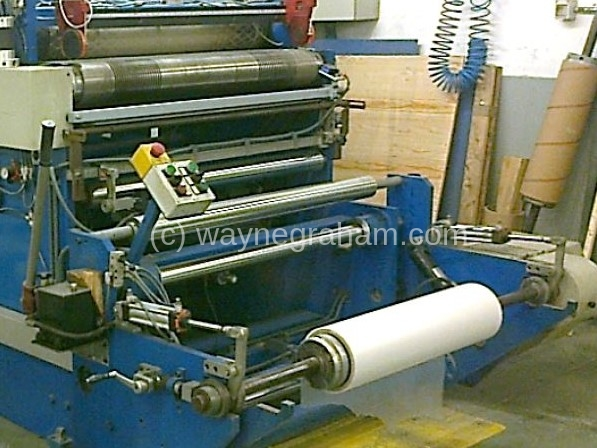Image of Used Llorens-Planas Conveq ME67/6 Sheeter For Sale