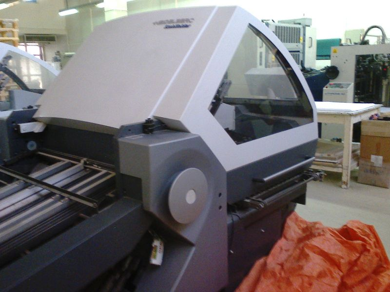 Image of Used Heidelberg Stahlfolder KH 82 Folder For Sale