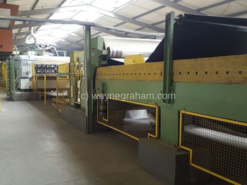 Image of Used Peters 2500 Corrugator For Sale