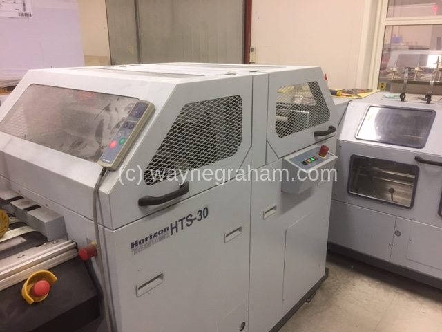 Image of Used Horizon Stitchliner 5500 Gatherer Stitcher Trimmer