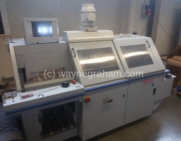 Image of Used Horizon BQ-270 Perfect Binder
