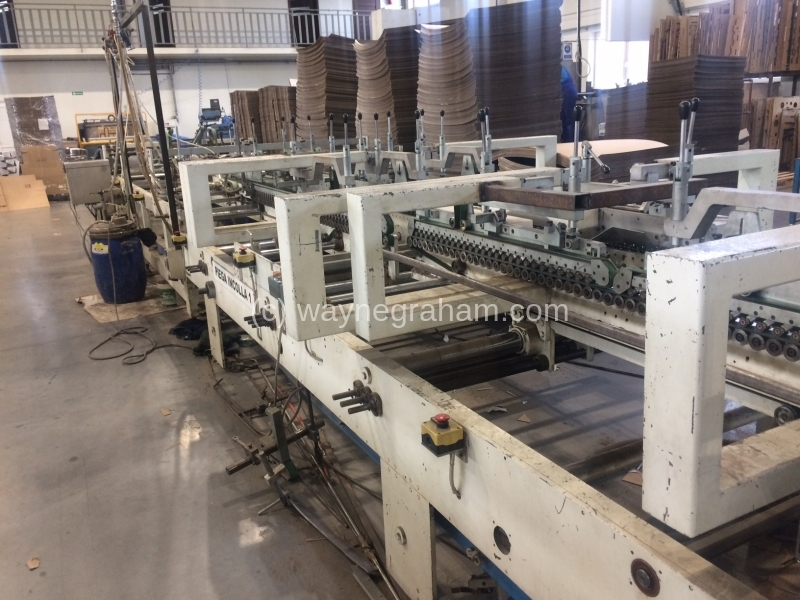 Image of Used Scheggia 160 Folding Carton Gluer